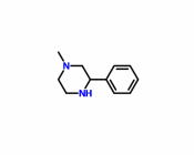 1-Methyl-3-phenylpiperazine