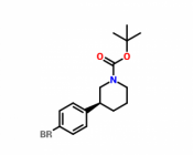 (S)-tert-butyl 3-(4-bromophenyl)piperidine-1-carboxylate